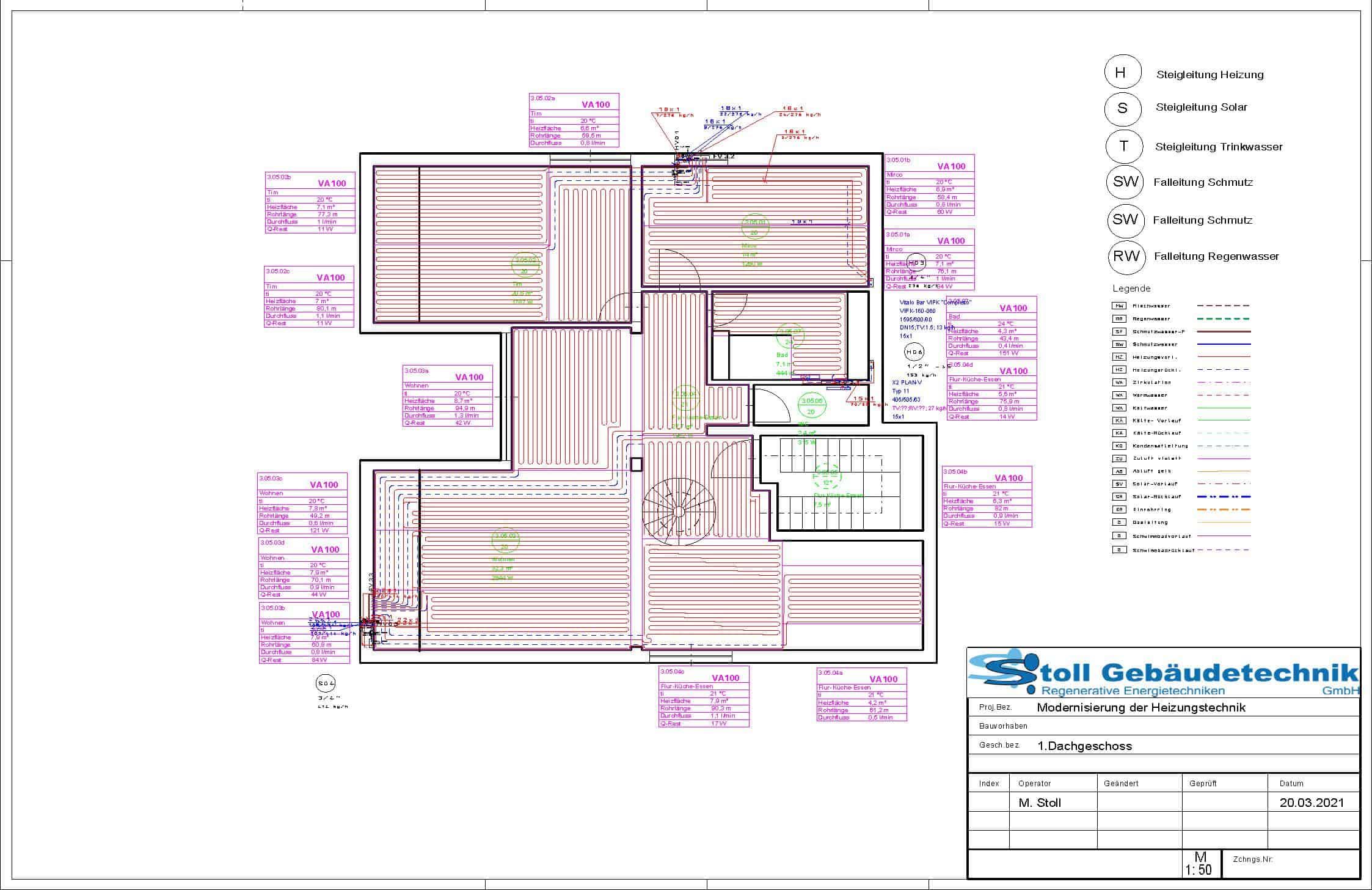 Planung-Raumklima-Dachgeschoss-Stoll-Gebaeudetechnik